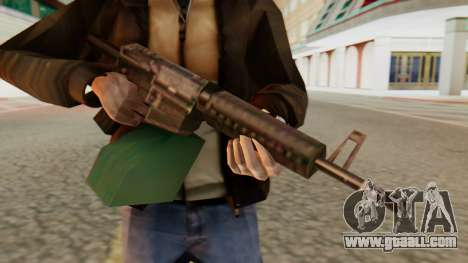 Ares Shrike SA Style for GTA San Andreas third screenshot