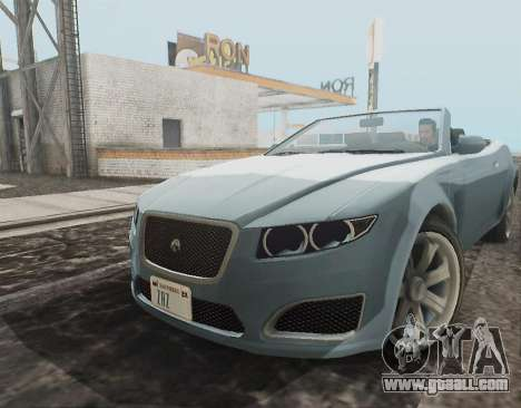 Herp ENB v1.6 for GTA San Andreas third screenshot