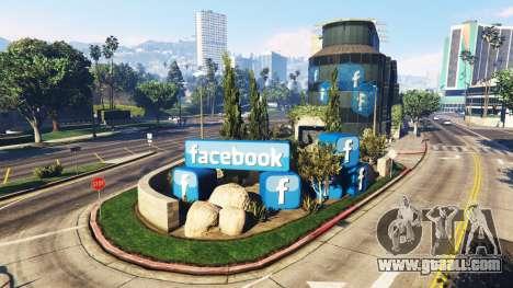GTA 5 Building social network Facebook