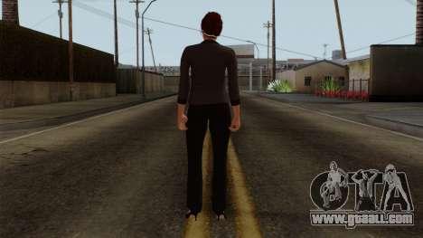 GTA 5 Online Female04 for GTA San Andreas third screenshot
