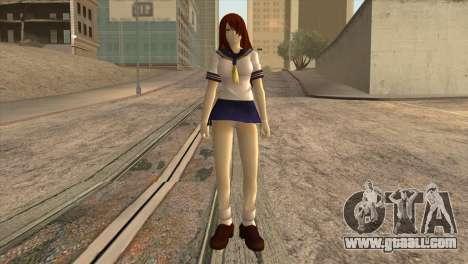 Ruby for GTA San Andreas second screenshot