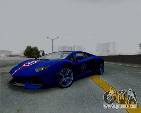 ENB Pizx for GTA San Andreas third screenshot