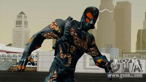 Ant-Man Orange Jacket for GTA San Andreas