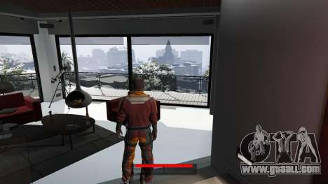 Long Winter 0.2 [ALPHA] for GTA 5