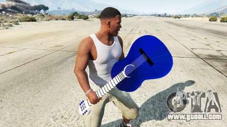 GTA 5 Classical guitar