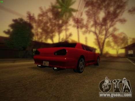Iceh ENB for GTA San Andreas fifth screenshot