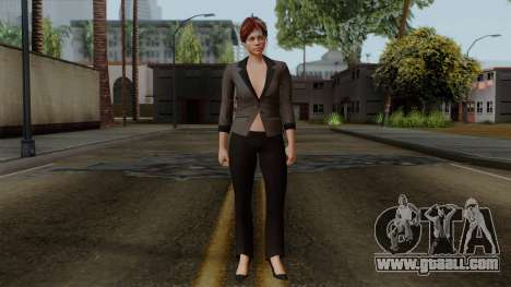 GTA 5 Online Female04 for GTA San Andreas second screenshot