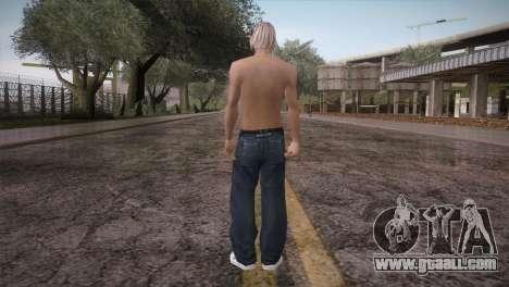 Beach Bum Wmylg for GTA San Andreas third screenshot