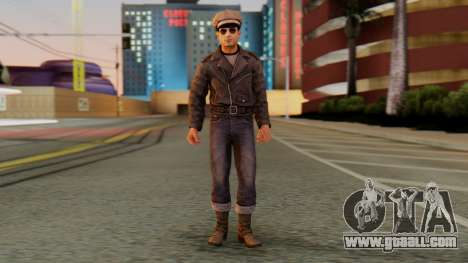Vito Gresser v2 for GTA San Andreas second screenshot