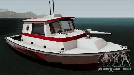 FDSA Reefer for GTA San Andreas