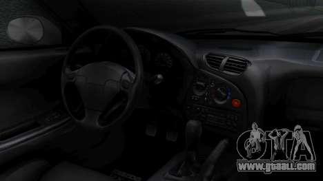Mazda RX-7 Itasha for GTA San Andreas right view