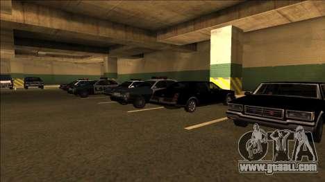 DLC Big Cop and All Previous DLC for GTA San Andreas third screenshot