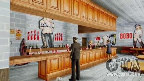 New Bar for GTA San Andreas fifth screenshot