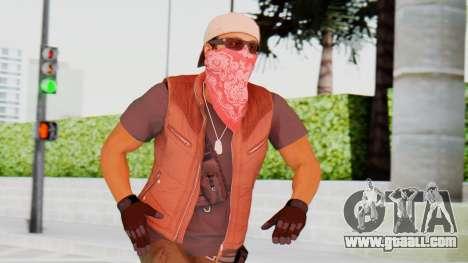 [BF Hardline] Gang Technician for GTA San Andreas