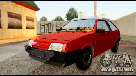 VAZ 2108 Stoke for GTA San Andreas