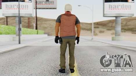 [BF Hardline] Gang Technician for GTA San Andreas third screenshot