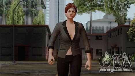 GTA 5 Online Female04 for GTA San Andreas