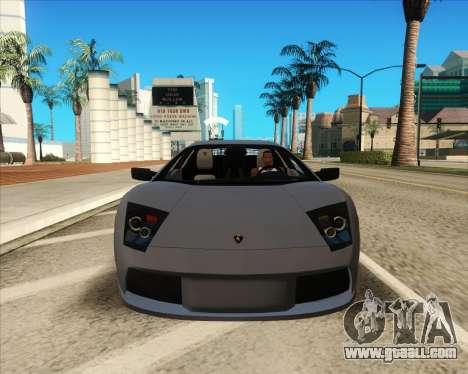 Andromax ENB for GTA San Andreas second screenshot