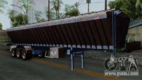 Trailer Silos for GTA San Andreas