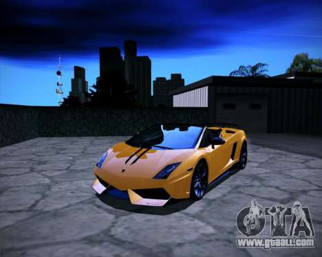 ENB Benyamin for Low PC for GTA San Andreas third screenshot