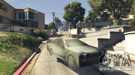 GTA 5 Fun Vehicles fifth screenshot