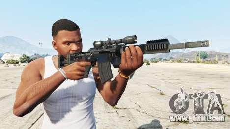 GTA 5 McMillan CS5