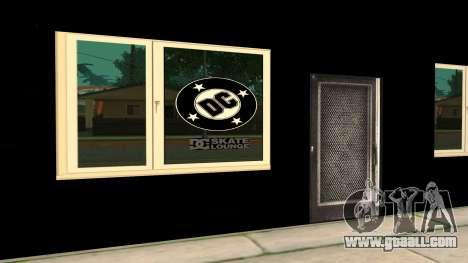 New Store DC v2 for GTA San Andreas forth screenshot