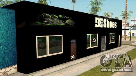 New Store DC v2 for GTA San Andreas second screenshot