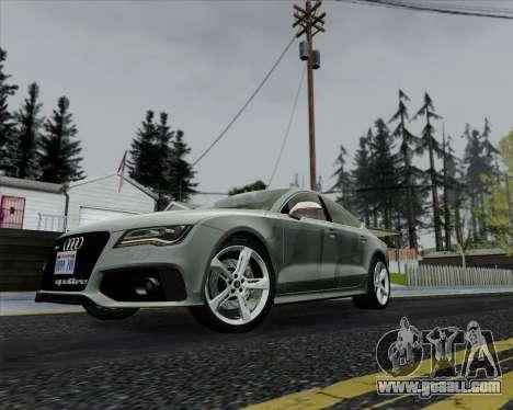 ENB Pizx for GTA San Andreas