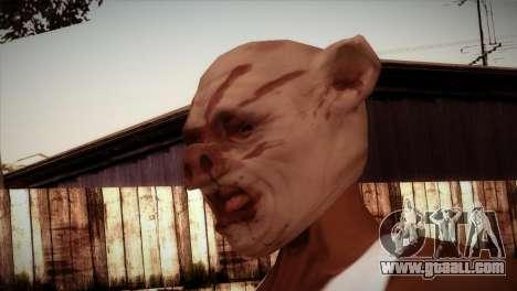 Cerdo Zombie for GTA San Andreas third screenshot