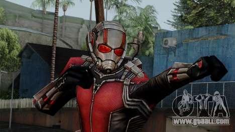 Ant-Man for GTA San Andreas