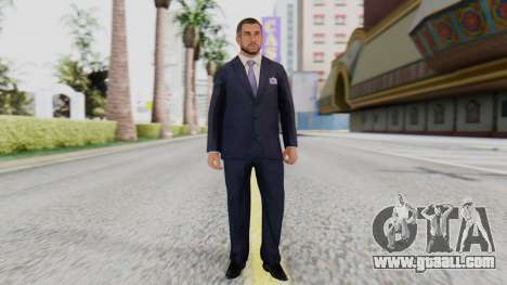 [GTA 5] FIB1 for GTA San Andreas second screenshot
