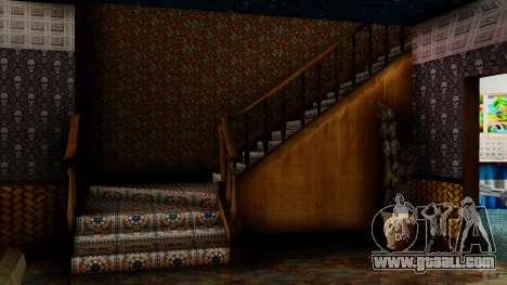 Stern Design House CJ for GTA San Andreas second screenshot