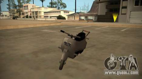 Stunt-Faggio for GTA San Andreas