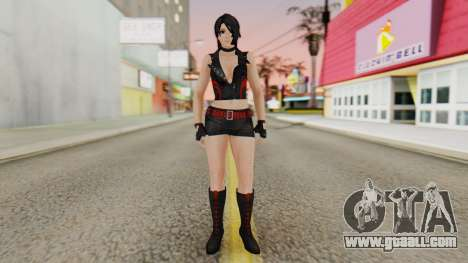 Momiji from DoA 5 for GTA San Andreas second screenshot