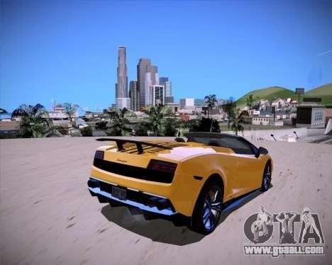 ENB Benyamin for Low PC for GTA San Andreas second screenshot