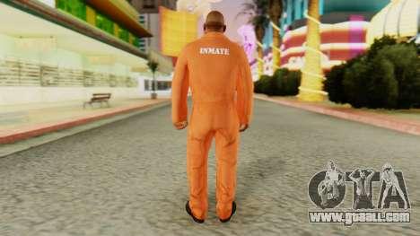 [GTA 5] Prisoner2 for GTA San Andreas third screenshot