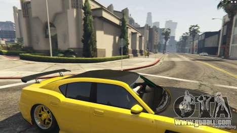 GTA 5 Semi-Realistic Vehicle Physics V 1.6 seventh screenshot