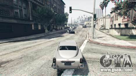 GTA 5 Working gadgets on the car JB700 ninth screenshot
