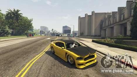 GTA 5 Semi-Realistic Vehicle Physics V 1.6 sixth screenshot