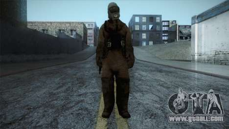 Order Soldier2 from Silent Hill for GTA San Andreas second screenshot