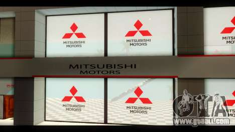 The Mitsubishi Motors Dealership for GTA San Andreas third screenshot