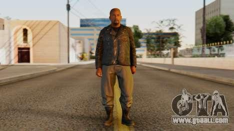 [GTA5] The Lost Skin2 for GTA San Andreas second screenshot