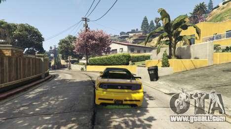 GTA 5 Semi-Realistic Vehicle Physics V 1.6 second screenshot