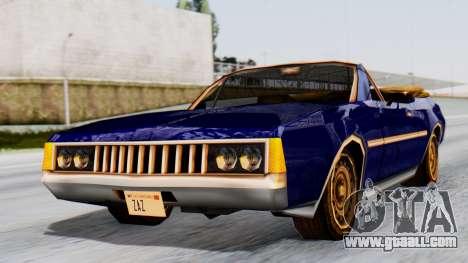 Clover Tuned for GTA San Andreas