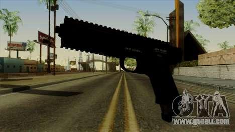 AP Pistol for GTA San Andreas