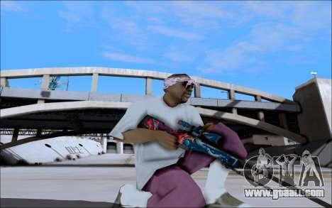 AWP Hyper Beast for GTA San Andreas