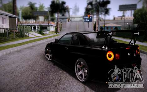Graphics Mod for Medium PC v3 for GTA San Andreas