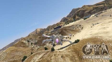 Xwing-Hydra Hybrid for GTA 5