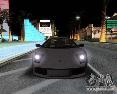 Andromax ENB for GTA San Andreas third screenshot